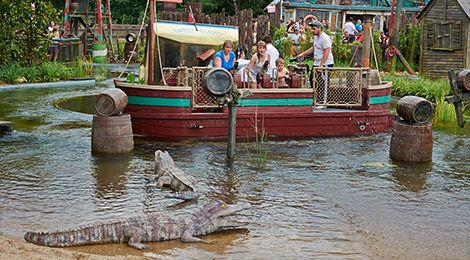 Alligator Baie