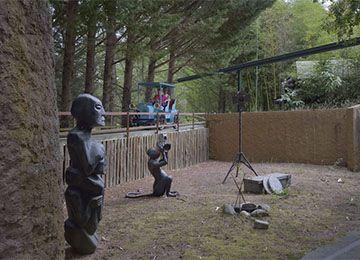 La Randonnée Africaine au parc de loisirs Le PAL en Auvergne-Rhône-Alpes