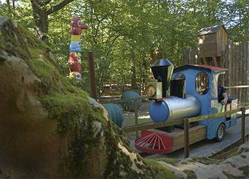La conquête de l'Ouest au parc de loisirs Le PAL en Auvergne-Rhône-Alpes