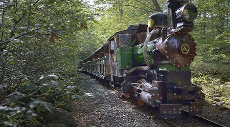 Le Train des Aventuriers