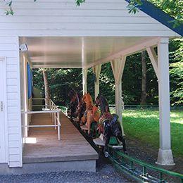 Le Haras au parc de loisirs Le PAL en Auvergne-Rhône-Alpes